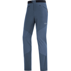 GORE WEAR H5 Partial Gore-Tex Infinium lange broek Heren blauw